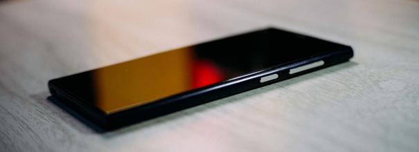 小米手机3沉静的黑色体验