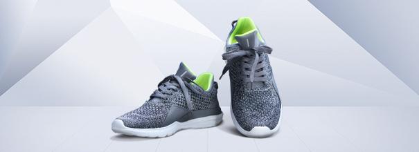 【手慢无】时尚潮流 舒适透气 FreeTie轻跑鞋129元限量首发