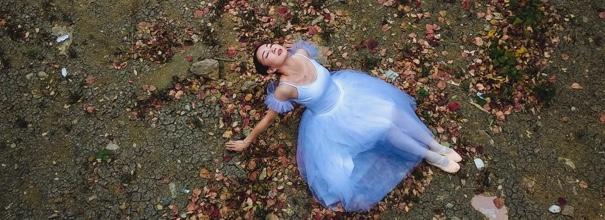 「脚尖上的梦幻」时光在走,舞者之心永恒不改
