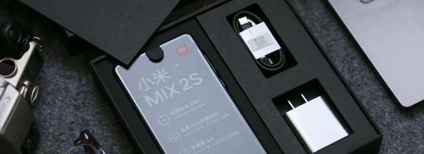 小米MIX 2S | 润物无声,黑色陶瓷版美图奉上