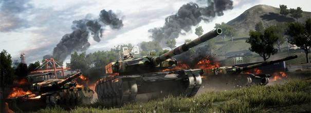 """你上了车,掉沟里,然后下车,一套操作行云流水,不带走一片云彩。相信不少玩家初次体验坦克时都感受过这种绝望:""""坦克就在那里你会,或者不会,它就在那里。"""""""