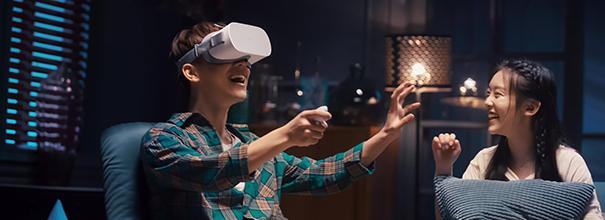 小米VR一体机狂欢618,精彩神秘活动敬请期待!