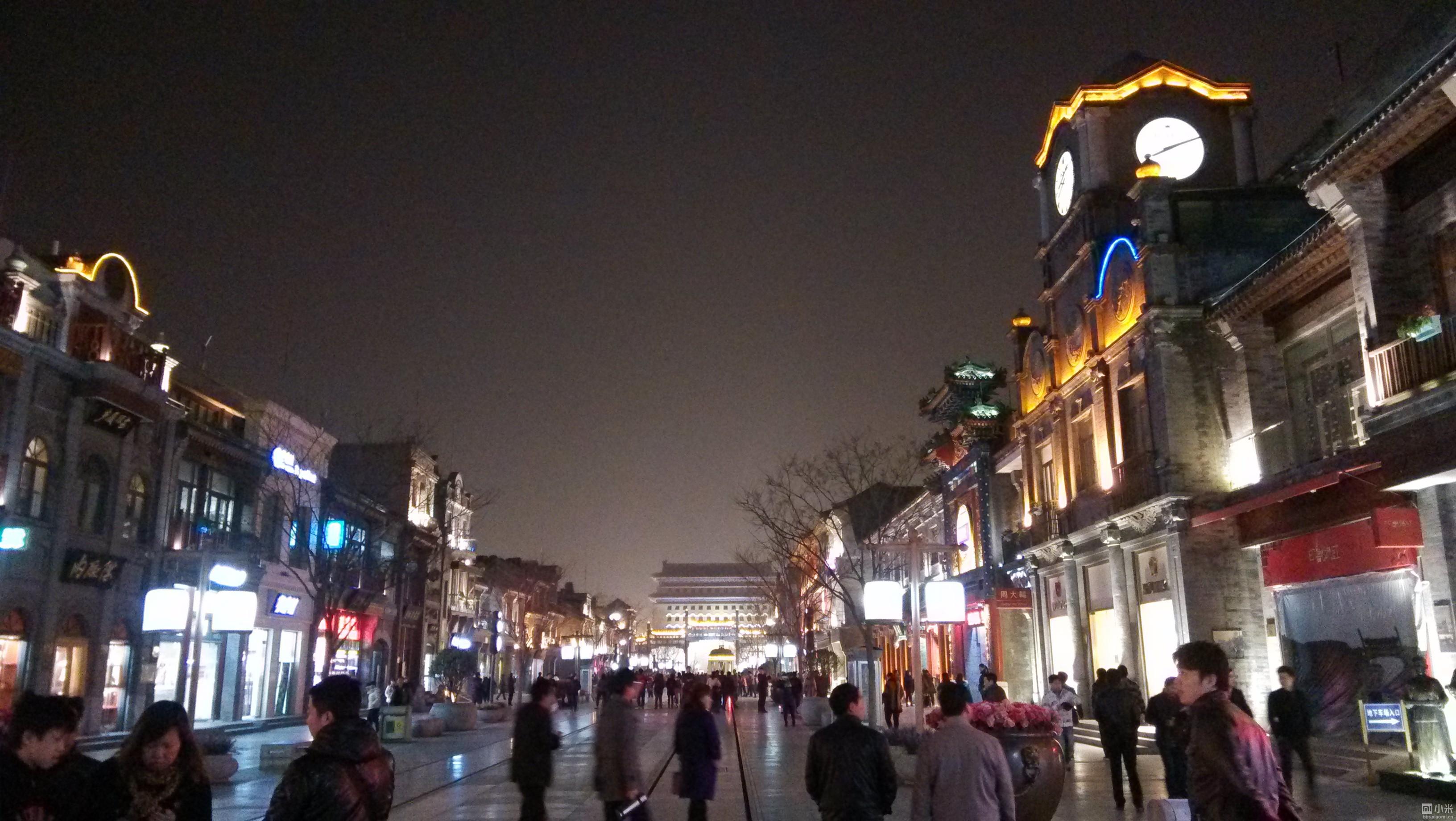 小米袁宝_#袁宝带你看中国#系列一---北京前门大街 - 小米社区官方论坛