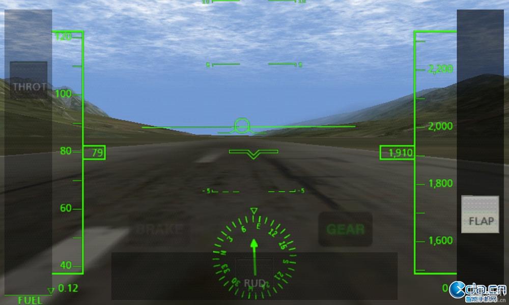 飞机模拟驾驶真实版_中航工业L15高教机模拟驾驶舱吸引航展观众