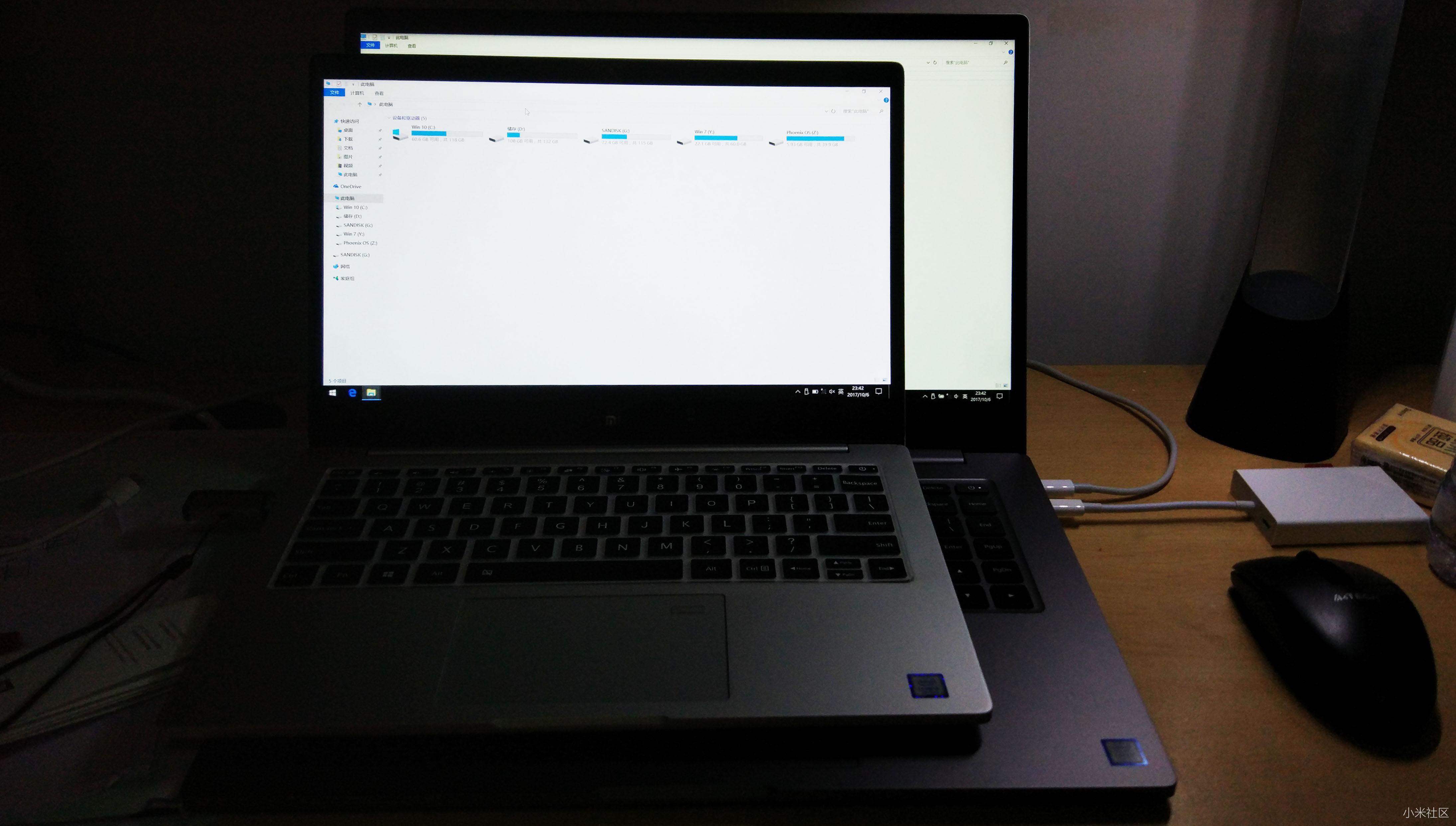 小米笔记本Pro 15.6拆机增加SSD图文教程