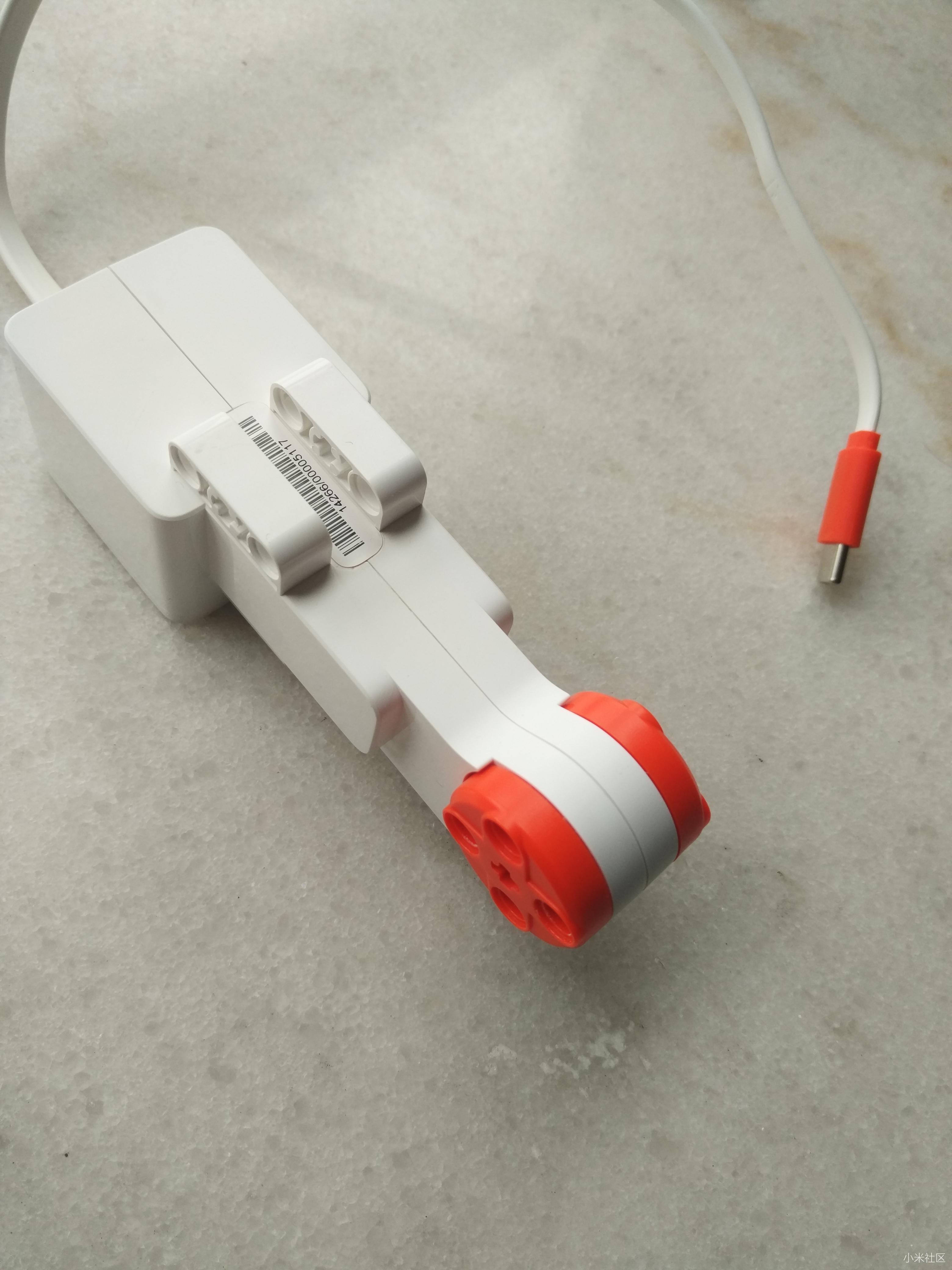 米兔积木机器人 老司机带你玩转米兔积木机器人