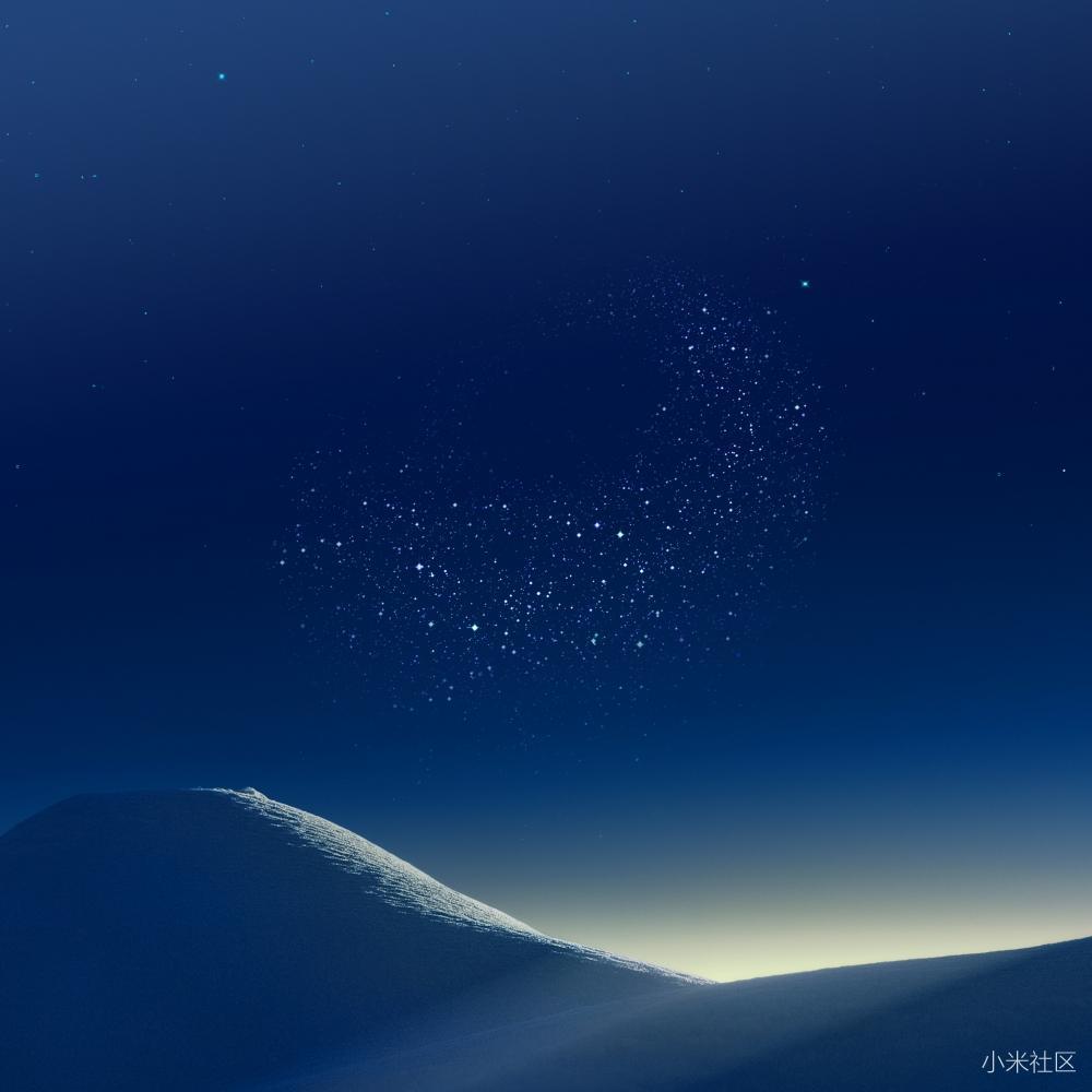 机型提取 | 三星galaxy s8内置静态壁纸图片