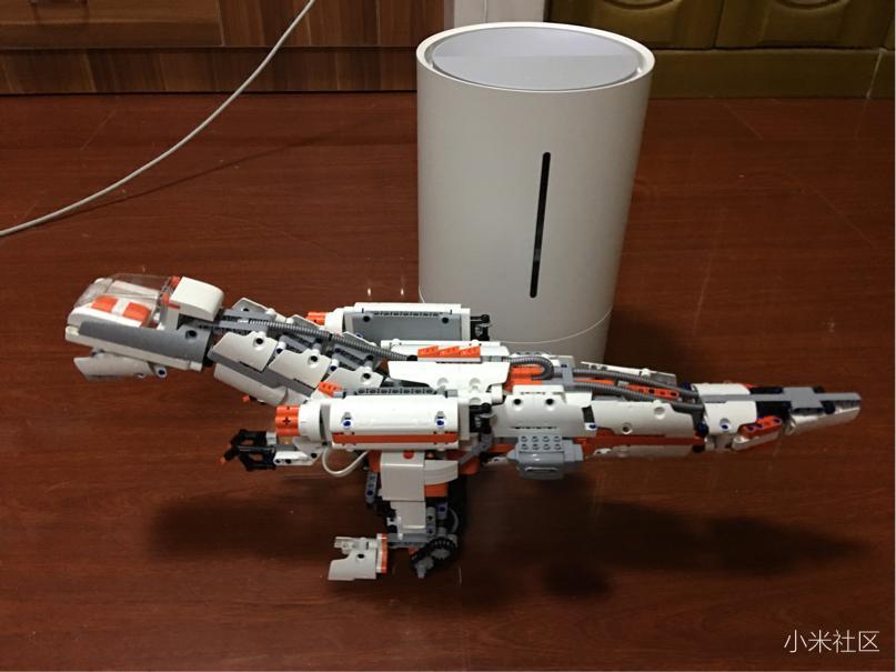 米兔积木机器人——开箱上手体验